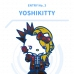 YOSHIKI x Hello Kitty collaboration character Yoshikitty nominated in 34th Sanrio Character Ranking