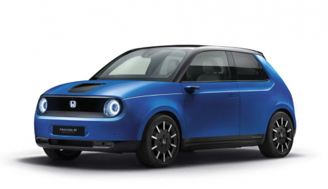 Honda E gets new colors, and reservation books are now open in Europe
