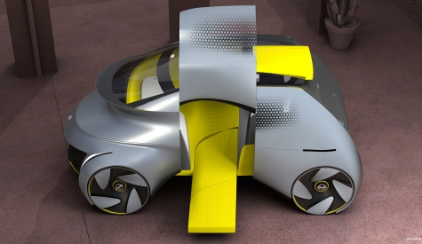 Nissan Chico Concept Is An Autonomous Playroom On Wheels