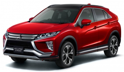 Clean In Japan: Mitsubishi Eclipse Cross Gains 143 HP 2.2L Diesel In Its Homeland