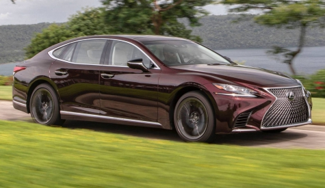 Lexus On Schedule To Launch Its Latest Autonomous Tech Next Year