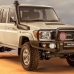 New Toyota Land Cruiser Namib Is Made For Africa's Tough Conditions