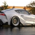 Widebody 2020 Toyota Supra With Huge Wing Is Heading To SEMA