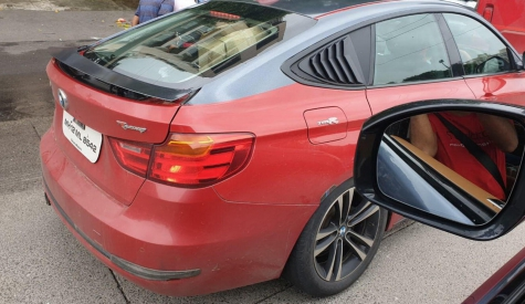 BMW 3-Series GT Owner Subconsciously Wanted A Honda Type R