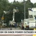 Many Chiba residents still without power