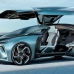 Lexus LF-30 Has In-Wheel Electric Motors And A Cabin From The Future
