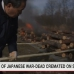 Remains of Japanese war-dead cremated in Sakhalin