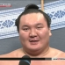 Hakuho remains sole leader in Kyushu tournament