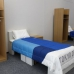 OLYMPICS/ A first: Cardboard beds at Tokyo Athletes Village