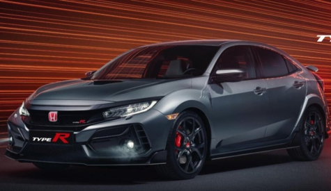 2020 Honda Civic Type R Sport Line gets small wing