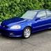 2000 Honda Civic Si for auction on Bring a Trailer