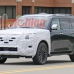 2021 Nissan Armada spied with refreshed fascias