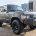 Modded 1988 Toyota Land Cruiser FJ62 With BMW 5-Series Seats Looks To Fetch A Pretty Penny