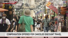 Compensation offered for canceled discount travel