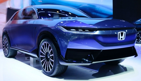 Honda SUV e:concept Is An Enticing Preview Of The Brand's First EV For China (Updated)