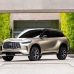 Infiniti previews next QX60 crossover with Monograph concept
