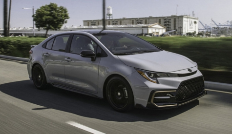 2021 Toyota Corolla Apex First Drive | Impressions, price, comparison