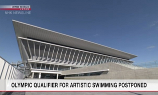 Olympic qualifier for artistic swimming postponed