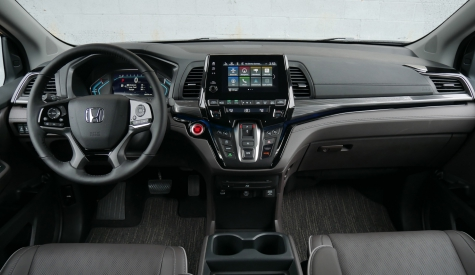 2022 Honda Odyssey HondaVac discontinued over supplier issue