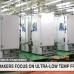 Japan makers focus on ultra-low temp freezers