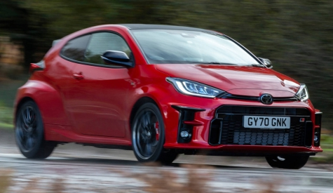 Toyota GR Yaris Beats Defender, Puma And ID.3 For 2021 UK Car Of The Year Title
