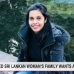 Family of Sri Lankan wants facts about her death