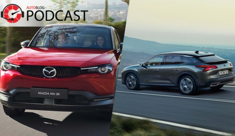 An electric Mazda, the driver's Porsche Panamera and an intriguing Citroen | Autoblog Podcast #674