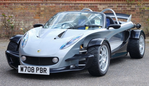 The Lotus 340R was the Elise's LSD-Fuelled Trackday Brother