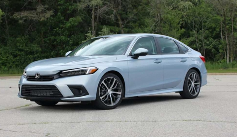 2022 Honda Civic First Drive Review   Firmer familiar ground