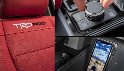 2022 Toyota Tundra TRD Pro is getting Crawl Control among off-road bits