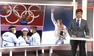 Philippines, HK, Bermuda win Olympic gold medals