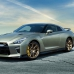 Nissan GT-R T-spec comes with a Godzilla green interior