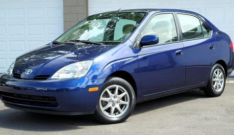 Who Buys A Toyota Prius New In 2003 And Only Drives It 13k Miles?