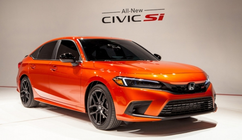 2022 Honda Civic Si revealed as a careful evolution   Specs, pictures